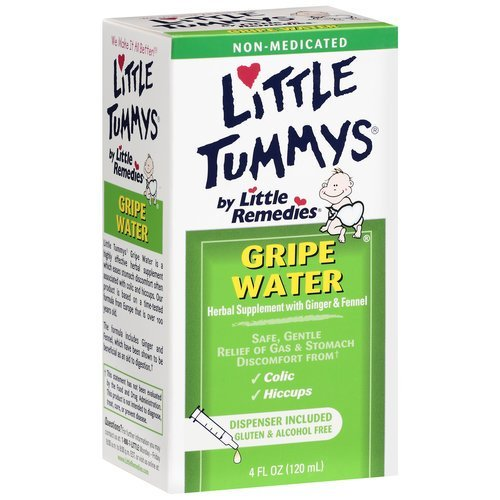 Little Remedies Little Tummies Gripe Water Herbal