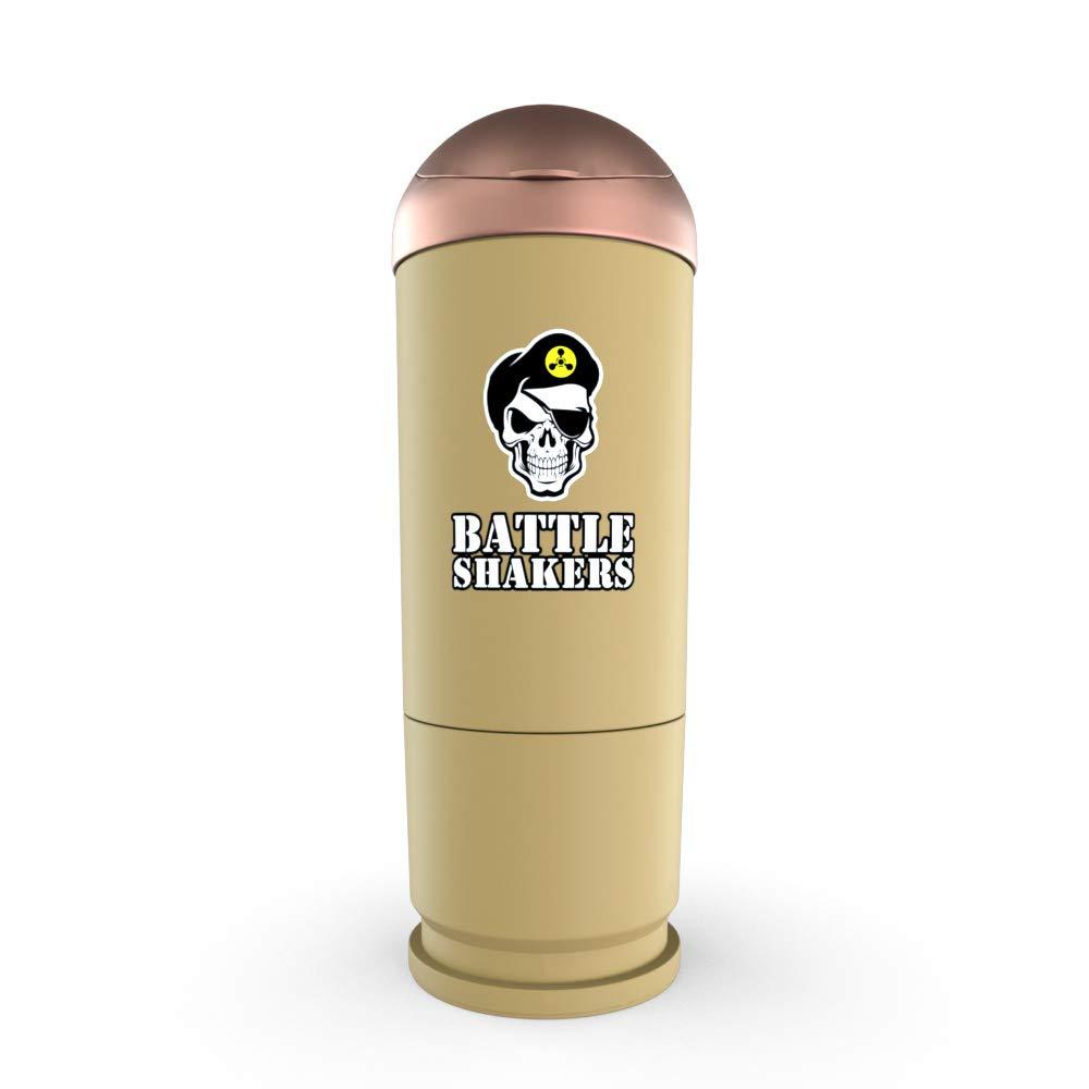 Protein Shaker Keyring: Protein Blender Powder Storage