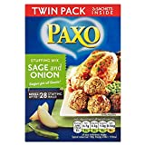 Paxo Sage & Onion Stuffing (380g) - Pack of 6