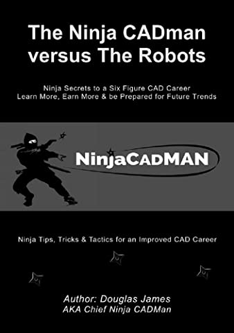 Amazon.com: The Ninja CADman versus The Robots: Ninja ...