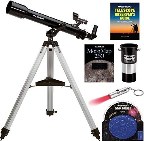 Orion Observer 70mm AZ Refractor Telescope (Orion Telescope Observer)