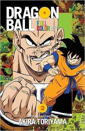 dragon ball full color  Dragon Ball Full Color, Vol. 2: Akira Toriyama: 9781421565934 ...