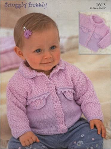 ffa58a56e Baby Bubble Cardigan Knitting Pattern Baby and Kids