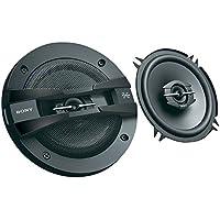 Sony XSGT1338F GT Series 5-1/4 3-Way Speaker-Pair (Black)