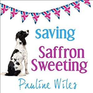 Saving Saffron Sweeting Audiobook