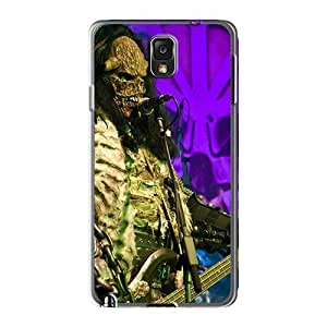 Samsung Galaxy Note3 FOc20108tWKo Custom Trendy Lordi Band Pictures Shock Absorbent Cell-phone Hard Covers -CristinaKlengenberg