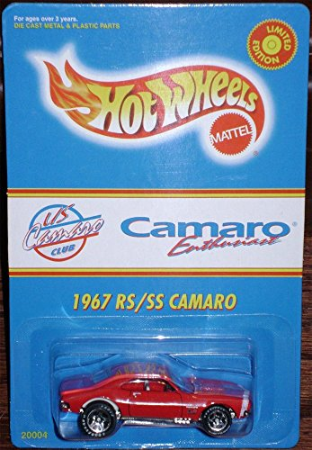 hot wheels camaro 1967 - 3