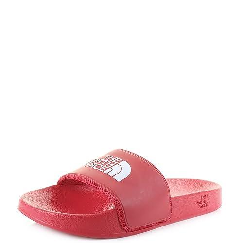 80ccfea2f624 THE NORTH FACE Base Camp Slide II Sandals Men red Shoe Size US 13 ...