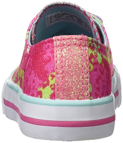 Beppi Girls' Canvas Fitness Shoes Pink (Light Fuchsia Light Fuchsia) 7uZ0Pux