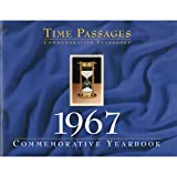 1967 Time Passages Yearbook for 50th Birthday Gift, 50th Anniversary Gift