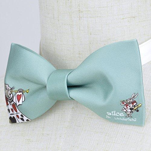 3cfae661f8f Amazon.com  Alice in Wonderland Bow Tie