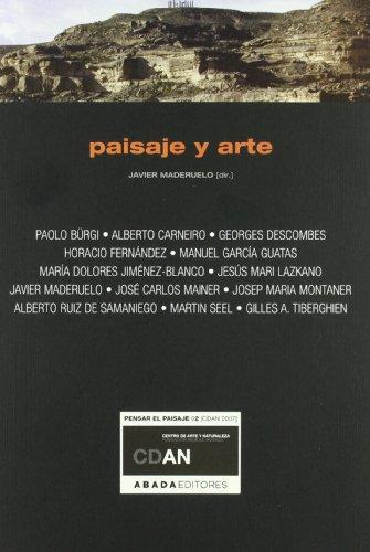 Descargar Libro Paisaje Y Arte Varios Autores