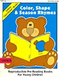 Color, Shape and Season Rhymes, Jean Warren, 0911019286