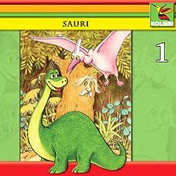 Geschichten vom kleinen Dinosaurier (Sauri 1)
