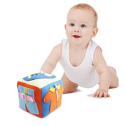 9ce545af6 Luerme Niños pequeños Aprendizaje temprano Habilidades básicas para la vida  Niños Actividad de viaje de peluche