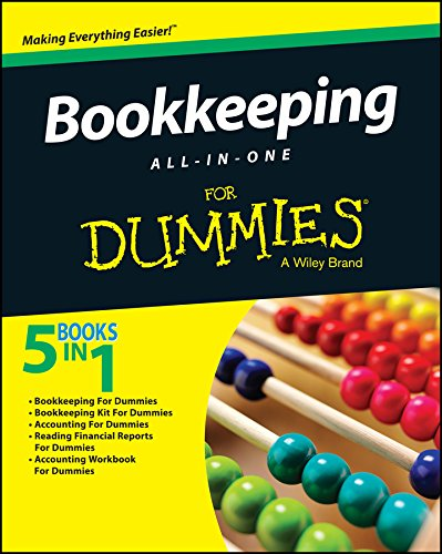 Download Bookkeeping All-In-One For Dummies pdf