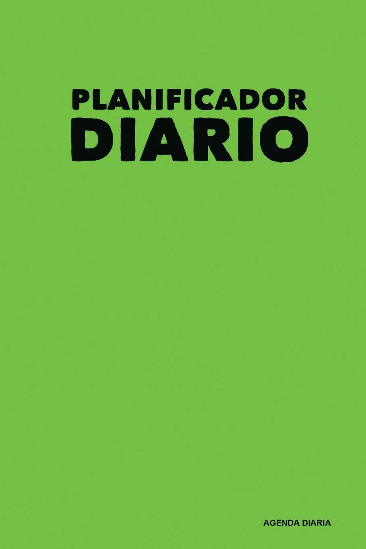 Planificador Diario - Agenda Diaria: Verde (1), 90 Dias ...
