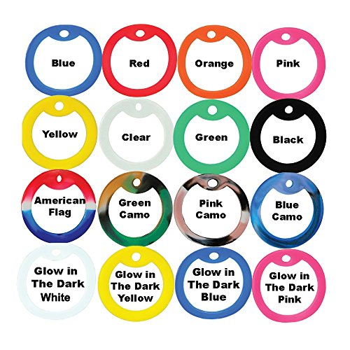 GoTags Pet ID Custom US Military Dog Tag Personalized ID Set. Complete with Chains and Silencers by GoTags Pet ID (Image #2)