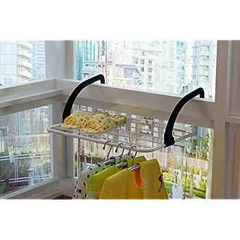 Amazon Com Moerman 88364 Handrail Airer Indoor Outdoor
