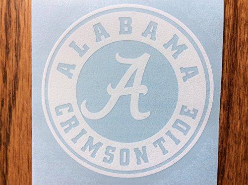Alabama Crimson Tide, Premium Vinyl Sticker 4