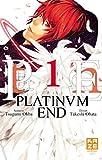 """Afficher """"Platinum End - série en cours n° 1<br /> Platinum End"""""""