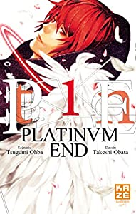 """Afficher """"(Contient) Platinum end n° 1 Platinum end - 1"""""""
