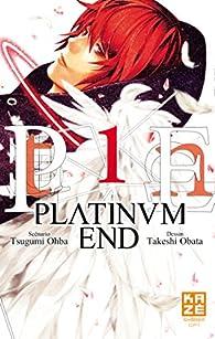 Platinum end, tome 1 par Tsugumi Ohba