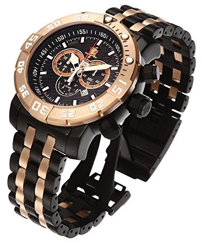 Titanium Invicta Bracelet - Invicta 14289 Sea Base Swiss Chrono Sapphire Crystal Titanium Bracelet Watch