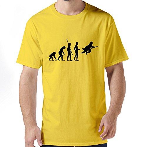 Evolution Potter Man Tshirts For Men