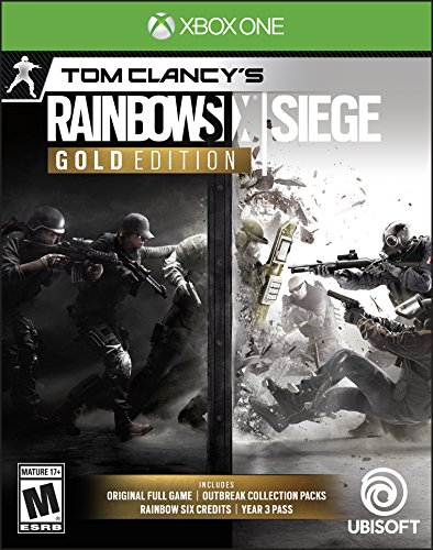 Rainbow Six Siege Year 3 Gold Edition - Xbox One [Digital Code] by Ubisoft