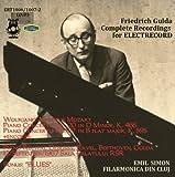 Mozart Piano Concerti 20 & 27 (W.Cluj Philharmonic/ Emil Simon) / Rondo K.485. Bach Bourree F