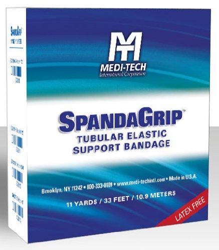 SpandaGrip Elastic Tubular Bandage - F 4 Latex Free