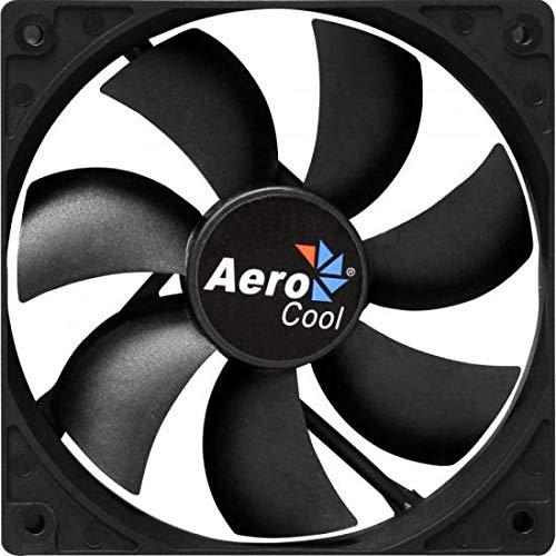 Cooler Fan, Aerocool, Dark Force, EN51332, Preto, 12cm
