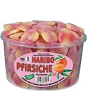 Haribo Pesche, 1er Pack (1x 1,35kg con scatola)