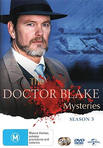 The Doctor Blake Mysteries - Season 3 [Non-US Format / PAL]