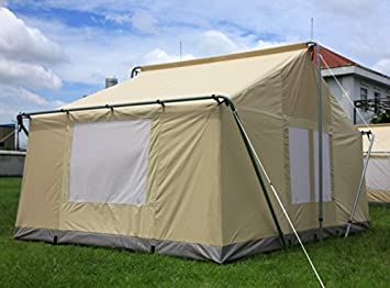 Kodiak Canvas Tent 6133 6 Person 9 X 12 Ft With Deluxe Awning Canopy : kodiak canvas tent 6133 - memphite.com