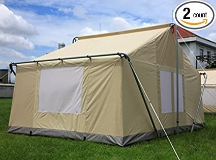 Pinnacle Tents Canvas Tent 10x14