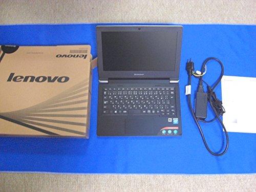Lenovo 11.6型モバイルノートPC S21e 80M40030JP(N2840 2GB 32GB 11.6型)