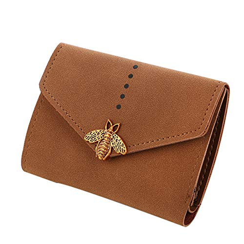 for Women Vintage Female Purse Credit Cards Holder Women Clutch ()