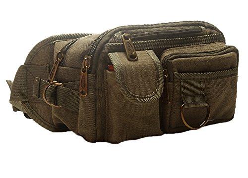 tellw Spring Leinwand Rucksack klein doppelseitig Outdoor Sport Brust weiblich Fashion Travel Rucksäcke Tasche
