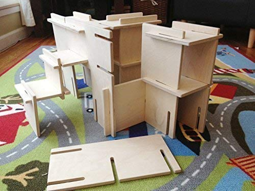 Modular Building Walls, Architect Set