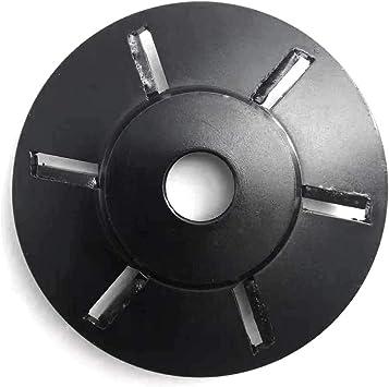 Disco Intaglio su legno smerigliatrice angolare Dischi Turbo carburo intaglio dischi fresa taglierina 90 millimetri per la lavorazione del legno fresa Strumenti 6 denti