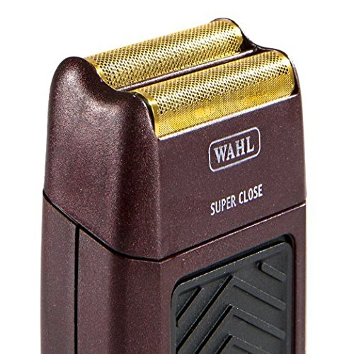Wahl Professional 5 Star Men's 8061 Shaver Cord Cordless Bump Free Close Shave