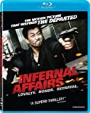 Infernal Affairs poster thumbnail