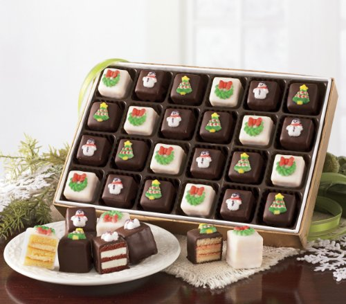 15 Piece Holiday Petits Fours from The Swiss Colony