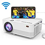 Best iPhone Projectors - [WIFI Supported] POYANK 2000Lumens LED Mini WIFI Projector Review