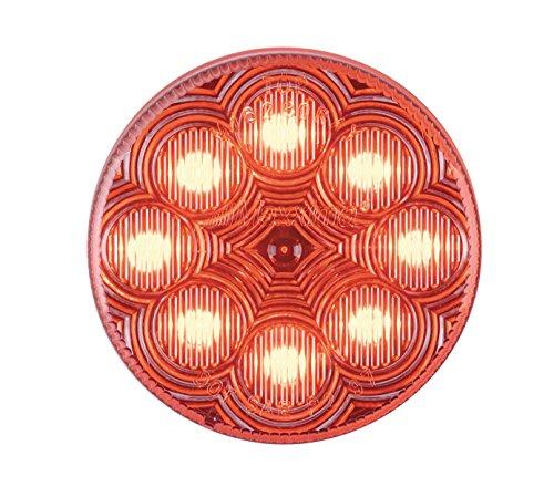 2 1/2 Inch Round Led Lights - 6