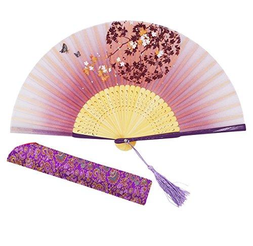 Folding Fans Chinese (Amajiji Summer Cooling 8.27