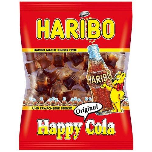 Haribo Happy Cola Gummi Candy (200g)