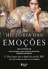 História das emoções vol. 2